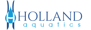 Logo of Florida's Luxury Waterscape Specialists  Holland Aquatics